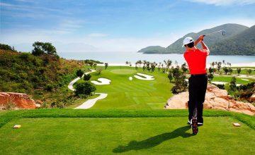 Có gì hấp dẫn tại sân Golf 5 sao đầu tiên trên đảo của Vinpearl Golf Land Nha Trang?