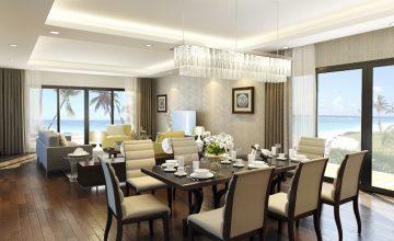 Giá bán biệt thự biển Vinpearl Golf Land Nha Trang