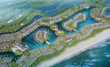 Vị trí dự án Vinpearl Phú Quốc 4