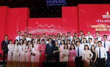 """Sự kiện: Lễ ra mắt dự án Vinpearl Nam Hội An Resort & Villas -""""Tinh tế kiến trúc trong lòng di sản"""""""