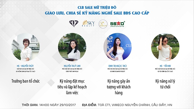 CLB-sales-nu-trieu-do