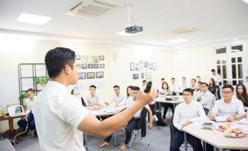 Khai giảng khóa đào tạo sales BĐS K6 Coach 2.0 tại Hà Nội ngày 5/6/2018